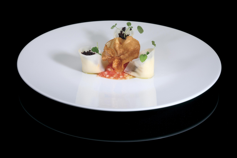 Recepten van topchefs meesterkok luc kusters robert kranenborg restaurant bolenius for Moderne kookstijl